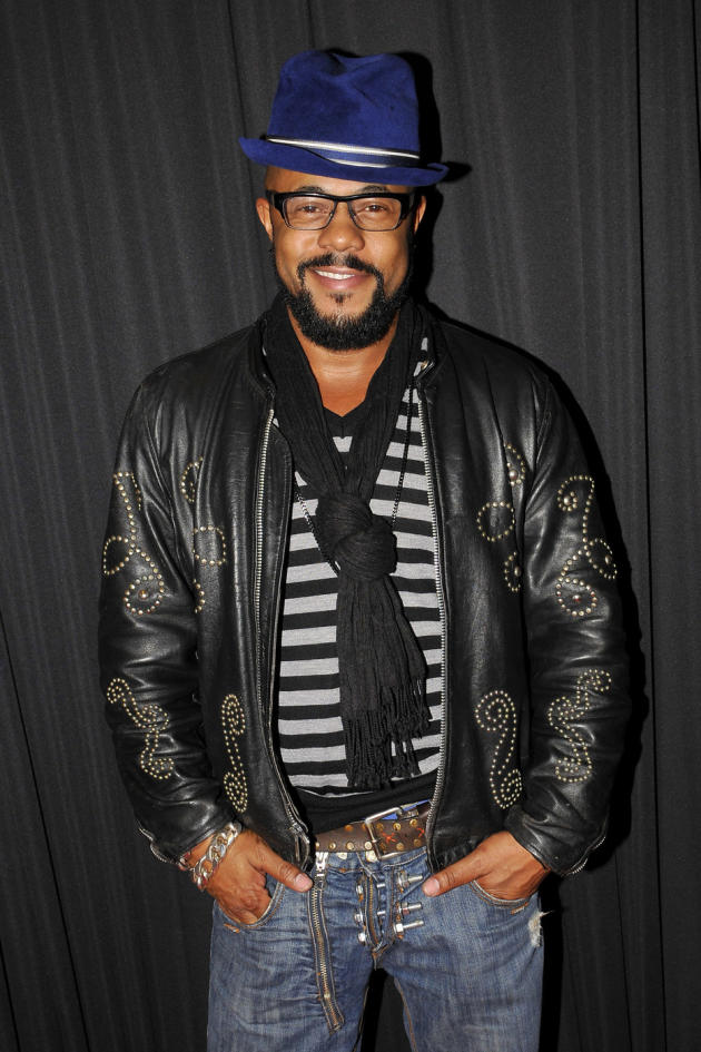rockmond dunbar height