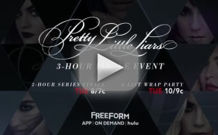 Pretty Little Liars Series Finale Promo: A.D. Is Revealed!
