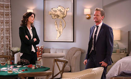 How I Met Your Mother Review: Family Pot