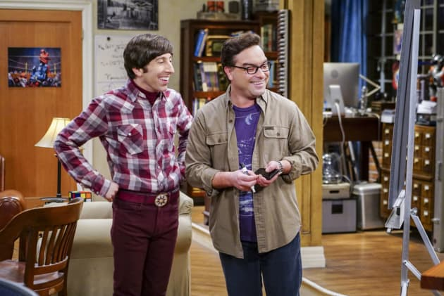 Howard and Leonard Have a Plan - The Big Bang Theory Season 10 Episode 15