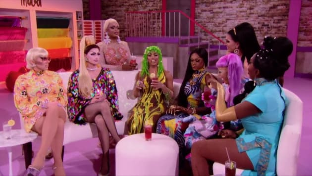 Kennedy Refuses - RuPaul's Drag Race All Stars Season 3 Episode 3