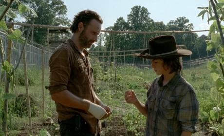 Carl Grows Food