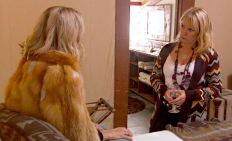 Ramona and Kristen Bonding