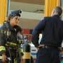 Herrmann puts Dawson through the paces - Chicago Fire Season 3 Episode 6