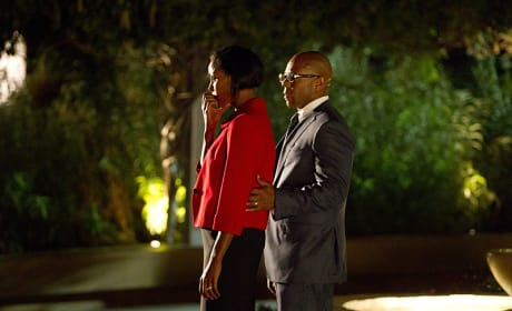 A Difficult Conversation - The Mentalist