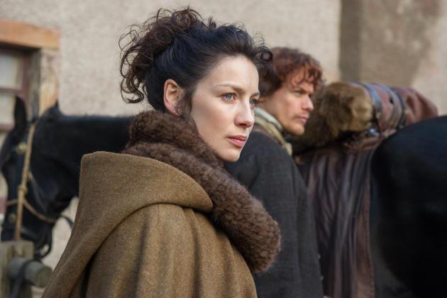A Day Out - Outlander Season 1 Episode 3