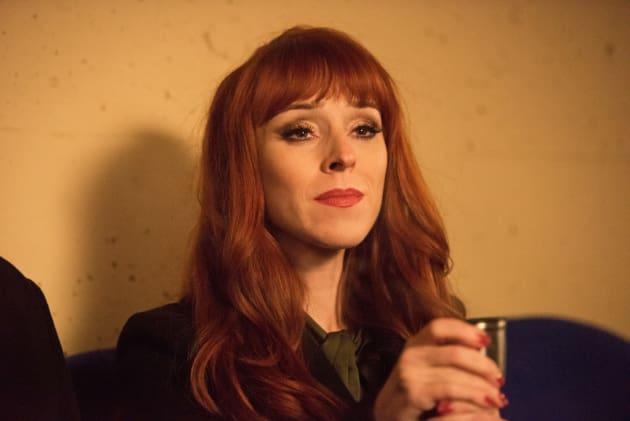 Rowena ponders life - Supernatural Season 12 Episode 13