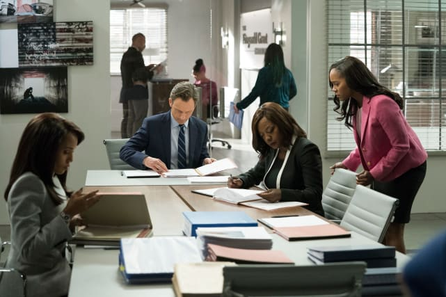 Getting to Work - Scandal Season 7 Episode 12