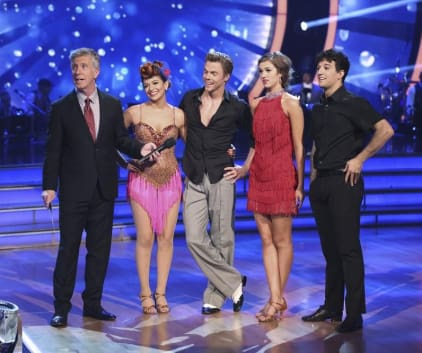 Fan Feedback - Dancing With the Stars
