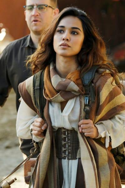 Margo Closeup - The Magicians Season 4 Episode 10