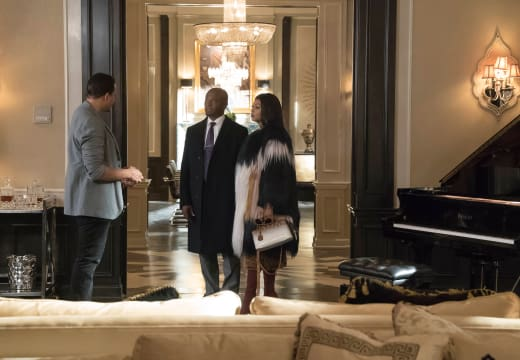 Three is definitely not company for Cookie, Lucious and Angelo - Empire Season 3 Episode 11