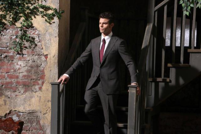 Daniel Gillies as Elijah Mikaelson