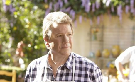 Ryan O'Neal on 90210
