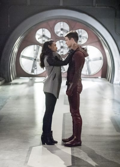 A Quiet Moment - The Flash Season 3 Episode 22