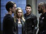 Clarke's Choice — The 100 Season 4 Episode 11