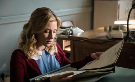 Old Records - Riverdale Season 3 Episode 7