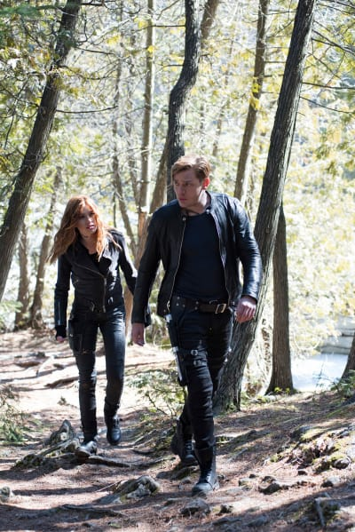 The Journey For Truth - Shadowhunters Season 2 Episode 16