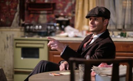 Michael - Supernatural Season 14 Episode 2