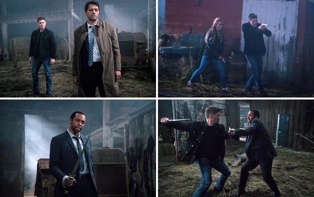 Dean and castiel supernatural season 10 episode 20