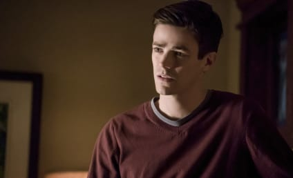 Grant Gustin Breaks Silence On Andrew Kreisberg's Suspension