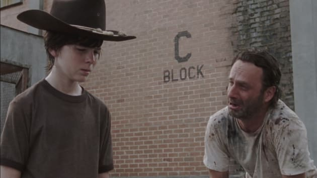 Carl Put a Bullet in His Mother's Head