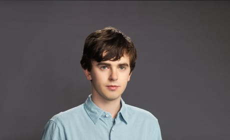 Freddie Highmore on The Good Doctor