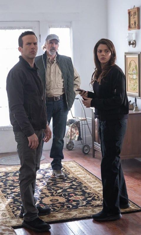Scene of the Crime - NCIS: New Orleans Season 5 Episode 17