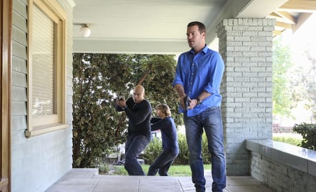 Murder at Callen's - NCIS: Los Angeles