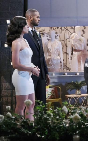 Gabi's Wedding Is Disrupted - Days of Our Lives