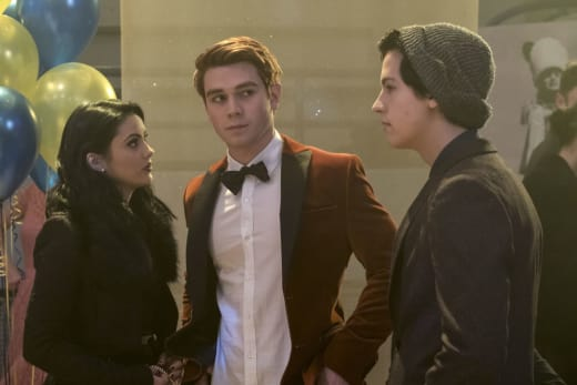 Dance Night Drama - Riverdale Season 1 Episode 11