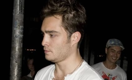 Ed Westwick and Jessica Szohr: Going Strong!