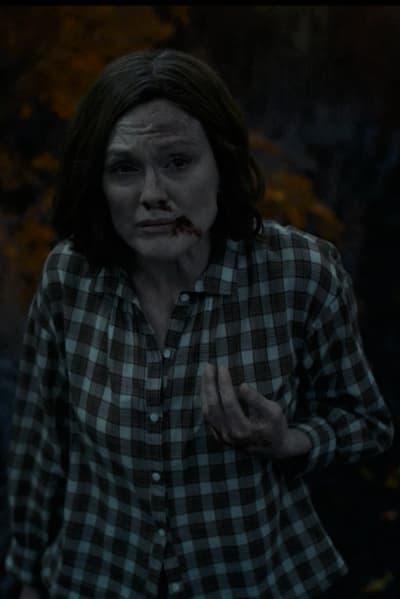 Horrified Lisey - Lisey's Story Season 1 Episode 8