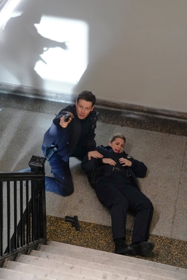 Eddie Gets Shot - Blue Bloods