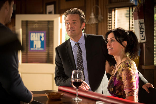 Special Cougar Town Guest Star