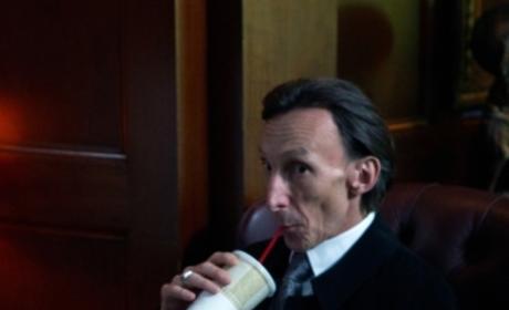 Julian Richings as Death