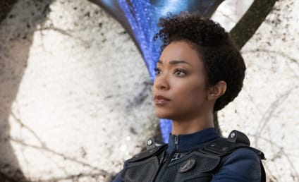 Star Trek: Discovery Season 1 Episode 8 Review: Si Vis Pacem, Para Bellum