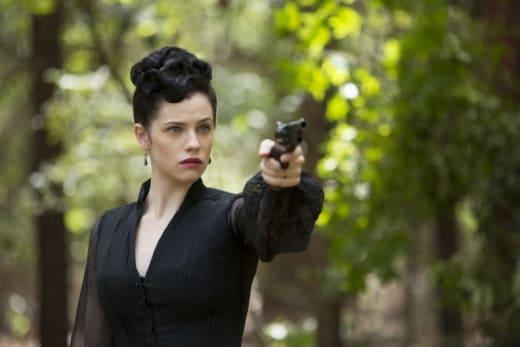 Lizzie's Got a Gun - Underground Season 2 Episode 2