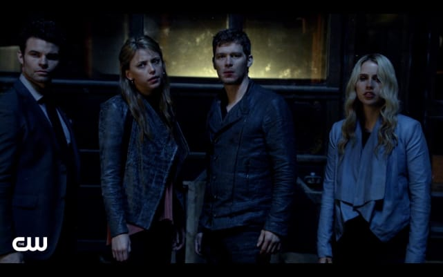 The Mikaelsons - The Originals