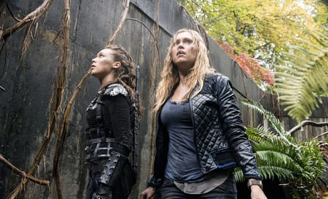Mirror Image - The 100 Season 2 Episode 10