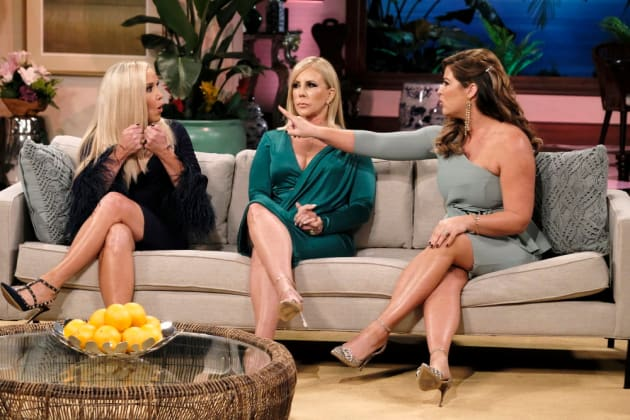 Talk of Mexico - The Real Housewives of Orange County