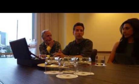 Ben Shenkman - Royal Pains - ATX Interview