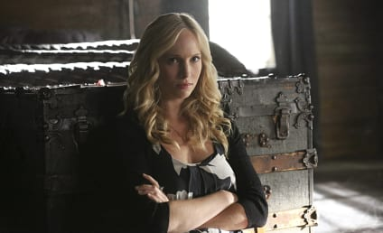 Candice King Wants to Reprise The Vampire Diaries Role on Legacies