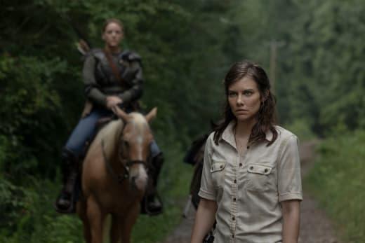 Trouble In The Road - The Walking Dead Season 9 Episode 5