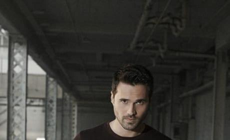 Brett Dalton as Grant Ward - Agents of S.H.I.E.L.D.