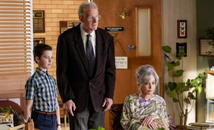 Watch Young Sheldon Online: Season 4 Episode 9
