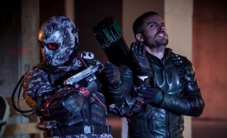 Obsessed  - Arrow Season 7 Episode 12