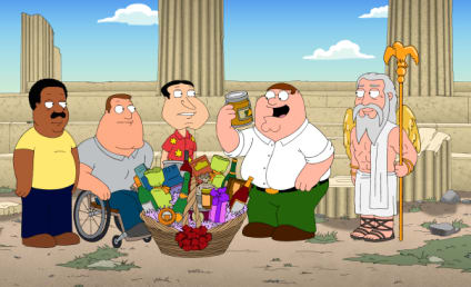 Family Guy: Watch Season 12 Episode 13