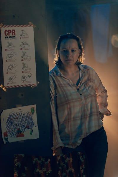 Meet Alpha - The Walking Dead Season 9 Episode 10