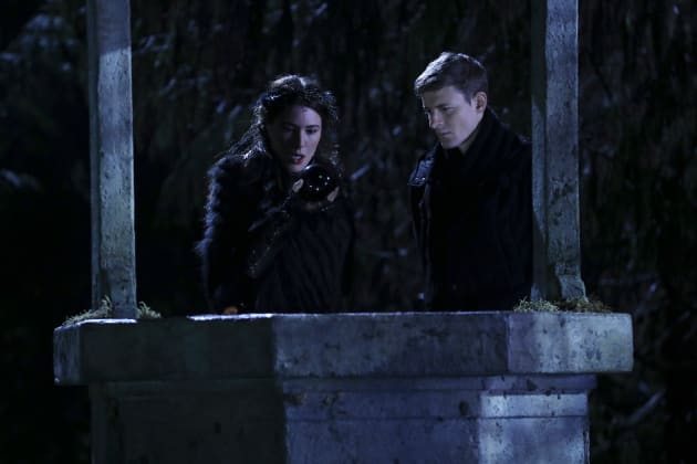Casting Spells - Once Upon a Time Season 6 Episode 18