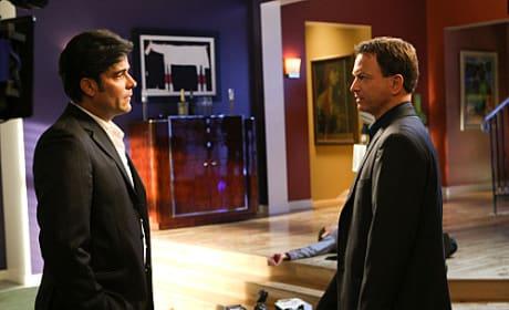 Jsu Garcia on CSI: NY.